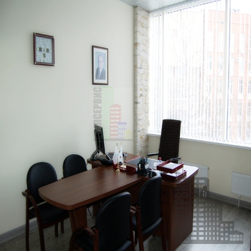 Офис 210м с ремонтом, серверной. ЮЗАО, 28 ифнс, метро Калужская - Фото 5
