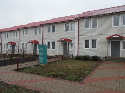 Продажа таунхауса, Белгород, Архитектурный переулок - Фото 1