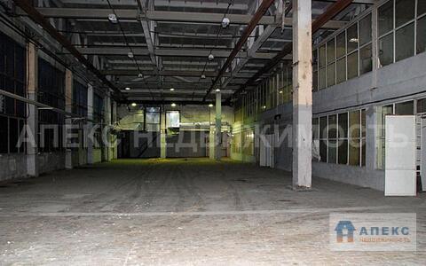Аренда склада пл. 400 м2 м. Печатники в складском комплексе в . - Фото 3