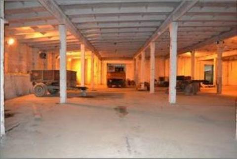 Утепленный склад 2 250 м2 в Волоколамске с нулевым уровнем ворот - Фото 1