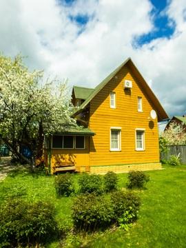 Продаю дом, Егорьевское шоссе, 40 км. от МКАД, 180м2, 8 соток - Фото 1
