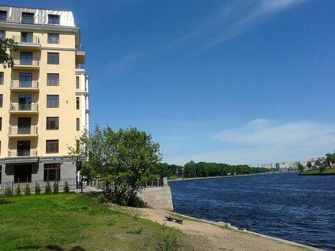 Лучшая 4-х комнатная квартира в клубном доме на Крестовском острове. - Фото 1
