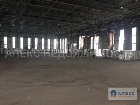Аренда помещения пл. 1800 м2 под склад, производство Чехов . - Фото 1