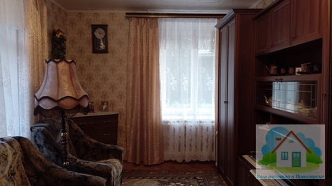 Продается просторная двухкомнатная квартира в хорошем состоянии