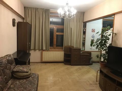 Объявление №60558951: Продаю 3 комн. квартиру. Москва, Кучин пер., 14,