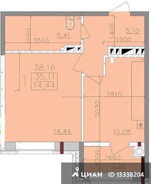 Продаю1комнатнуюквартиру, Тула, Ствольная улица, 30, Купить квартиру в Туле по недорогой цене, ID объекта - 321863136 - Фото 1