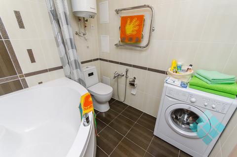 1-комнатная посуточно с угловой ванной в новом доме на Невзоровых - Фото 5