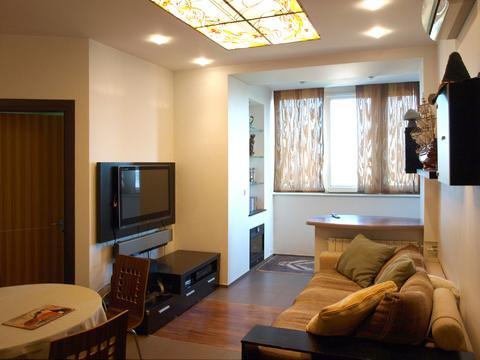 Продается квартира в клубном доме с панорамным видом на Москву - Фото 2