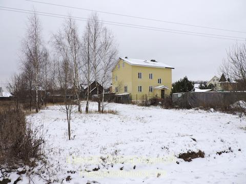 Участок, Каширское ш, 29 км от МКАД, Буняково, деревня. Участок 5.5 . - Фото 2