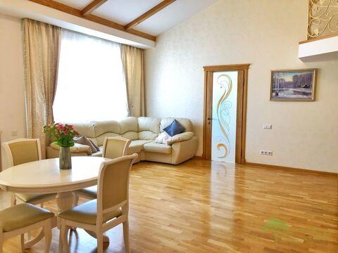 Трёхкомнатная квартира в Симферополе - Фото 2