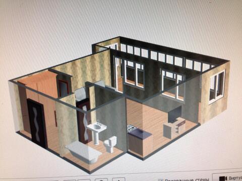 Однокомнатная квартира-студия - Фото 3