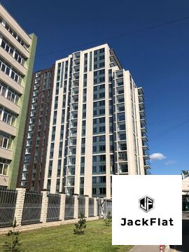 "4-х комн. апартаменты,150,6 кв.м, 18этаж в ЖК ""Басманный,5"" - Фото 2"