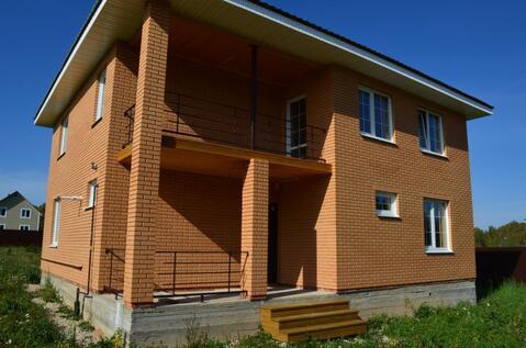 Дом в Папино. кп рядом с деревней Папино, Чубарово. 60 км от МКАД по К - Фото 4
