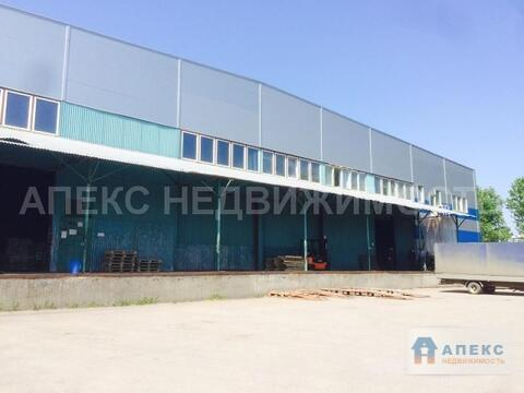 Аренда склада пл. 1800 м2 м. Аннино в складском комплексе в Чертаново . - Фото 4