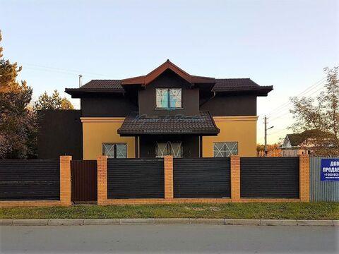 """Двухэтажный коттедж """"под отделку"""" в коттеджном поселке Дубравушка - Фото 1"""