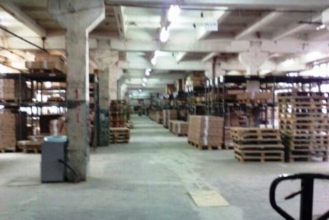 Производственно-складской комплекс 4147 м2 в г. Клин - Фото 5