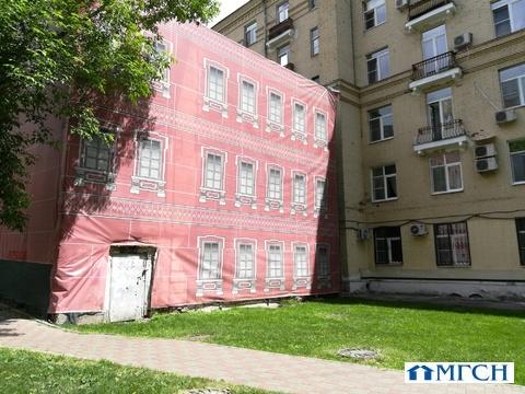 Здание 214 м2. г. Москва, Средний Тишинский пер, д. 14, стр.4 - Фото 1