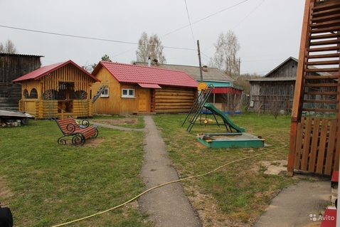Дом 80 кв.м. участок 15 сот, Костромская обл, с. Орехово - Фото 5