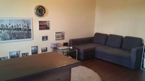 Продается 1-я стильная квартира-студио в центре г. Руза - Фото 3