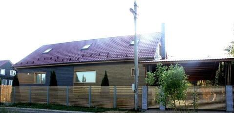 Продается дом 190 кв.м, участок 9 сот. , Новорижское ш, 34 км. от . - Фото 3