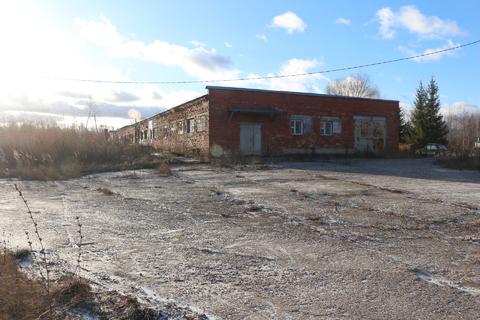 Предлагаем купить одноэтажное здание 1400 кв.м. в Серпухове, МО. - Фото 4