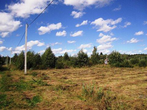 Участок 8 соток в СНТ «Менделеевец-2» в районе д. Аймусово, Талдомског - Фото 3