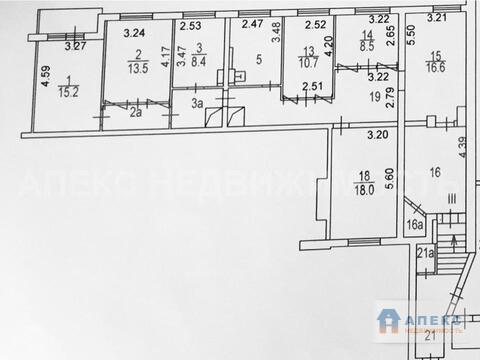 Аренда офиса 140 м2 м. Серпуховская в жилом доме в Замоскворечье - Фото 2