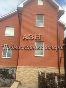 Ленинградское ш. 43 км от МКАД, Лопотово, Коттедж 400 кв. м - Фото 1