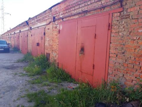 Продается гараж. Московская область, г.Чехов, гспк «Сатурн». - Фото 1
