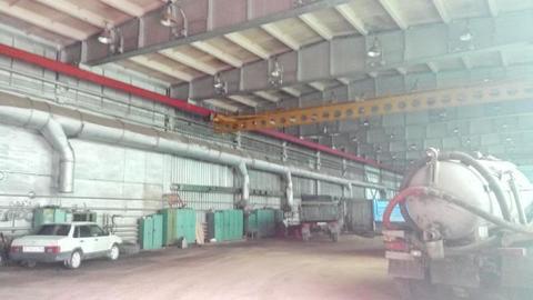 Производственный комплекс 1200кв.м. центр.теплый - Фото 5