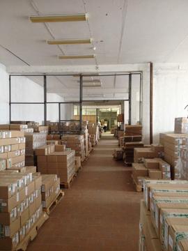 Аренда склада 1170 м2,/мес. - Фото 1
