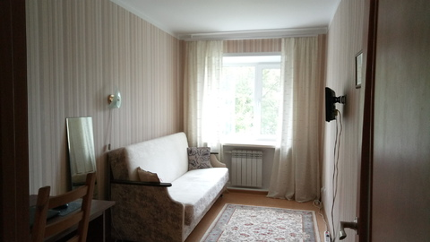 2-к квартира ул. Профинтерна, 50, Купить квартиру в Барнауле по недорогой цене, ID объекта - 321776363 - Фото 1