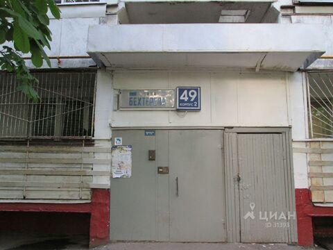 Продажа квартиры, м. Царицыно, Ул. Бехтерева - Фото 1