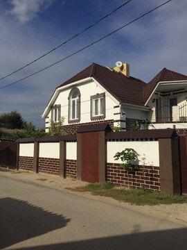 Дом в пос. Рабочий, 220 кв.м, ул. Первомайская - Фото 1