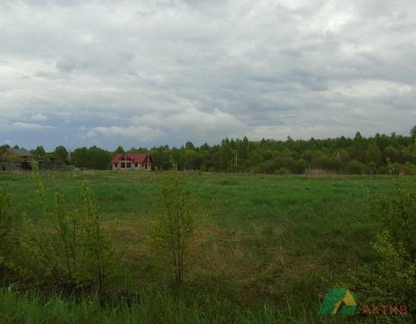Участок для садоводства у леса и водоема - Фото 1