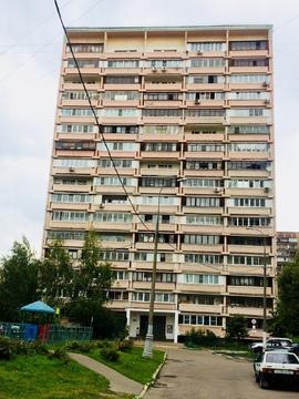 1 ком.кв. 2-я Мелитопольская улица, дом 19, корпус 2 - Фото 2