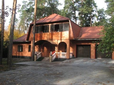 Продается дом 426 кв.м. в пгт Ильинский ул. Октябрьская 23а - Фото 1