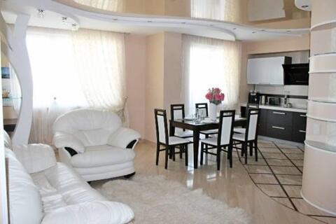 3 комнатная квартира с отличным дизайнерским ремонтом в ЖК Панорама - Фото 4