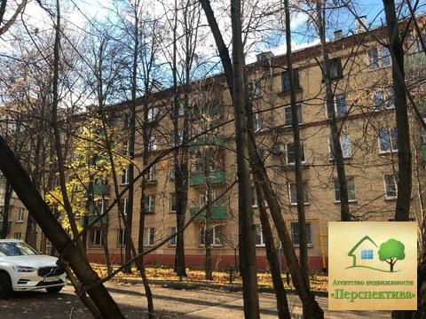 1-комнатная квартира в г. Москва. ул. 1-я Прядильная, д. 6 - Фото 1
