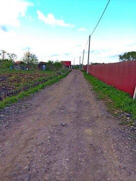 Земельный участок 12 соток в СНТ Самсоновка, рядом с Павловском - Фото 4