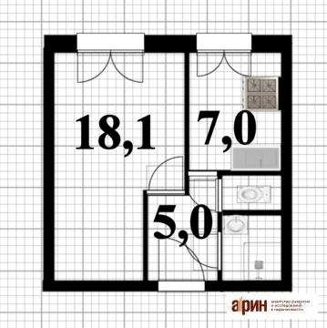 Продажа квартиры, м. Петроградская, Ул. Чапыгина - Фото 2