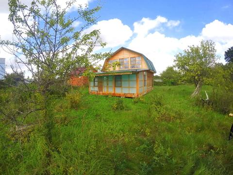 Продается дом 126 кв.м на участке 16 соток: МО, г. Клин, СНТ Мичуринец - Фото 5