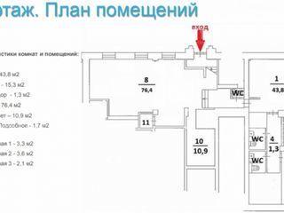 Продажа торгового помещения, м. Фрунзенская, Фрунзенская наб. - Фото 2