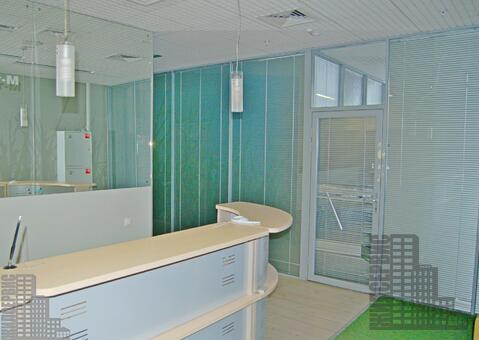 Офис 600м в Москве, БЦ у метро Калужская, Научный проезд 19 - Фото 2