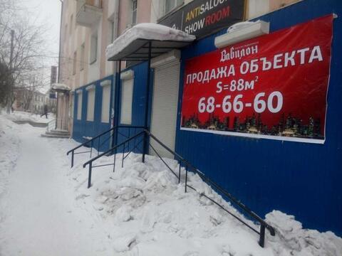 Продажа торгового помещения, Улан-Удэ, Ул. Комсомольская - Фото 1