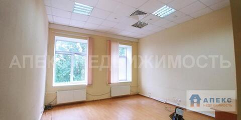 Аренда офиса 55 м2 м. Нагатинская в бизнес-центре класса В в Нагорный - Фото 1