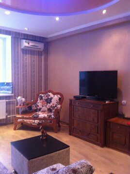 2-х комнатная квартира с мебелью - Фото 2