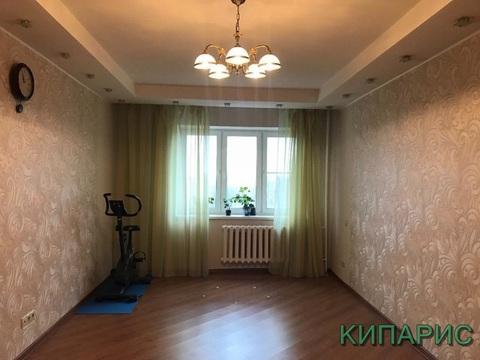 Продается 3-я квартира в Обнинске, ул. Курчатова 76, 10 этаж - Фото 2