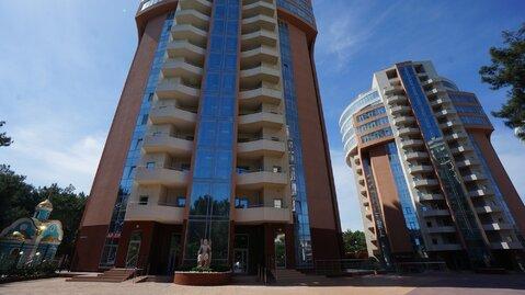 Купить квартиру в элитном ЖК Акватория, город Геленджик. - Фото 1