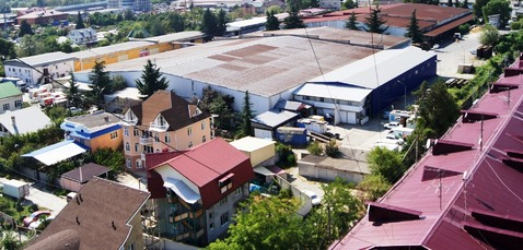 Продажа складского комплекса 11500 кв.м, 1,8 Га. - Фото 2